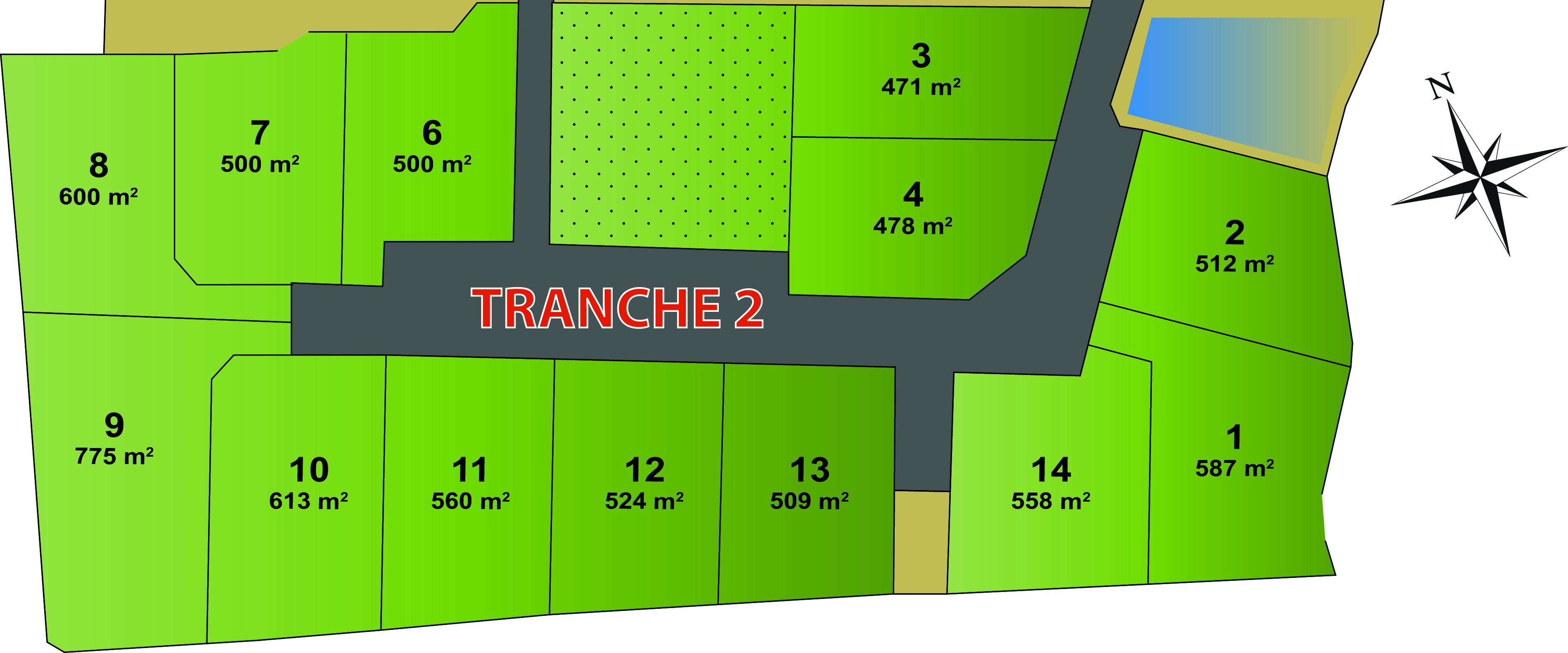 DOMAINE DE LA LANDE - Tranche 2