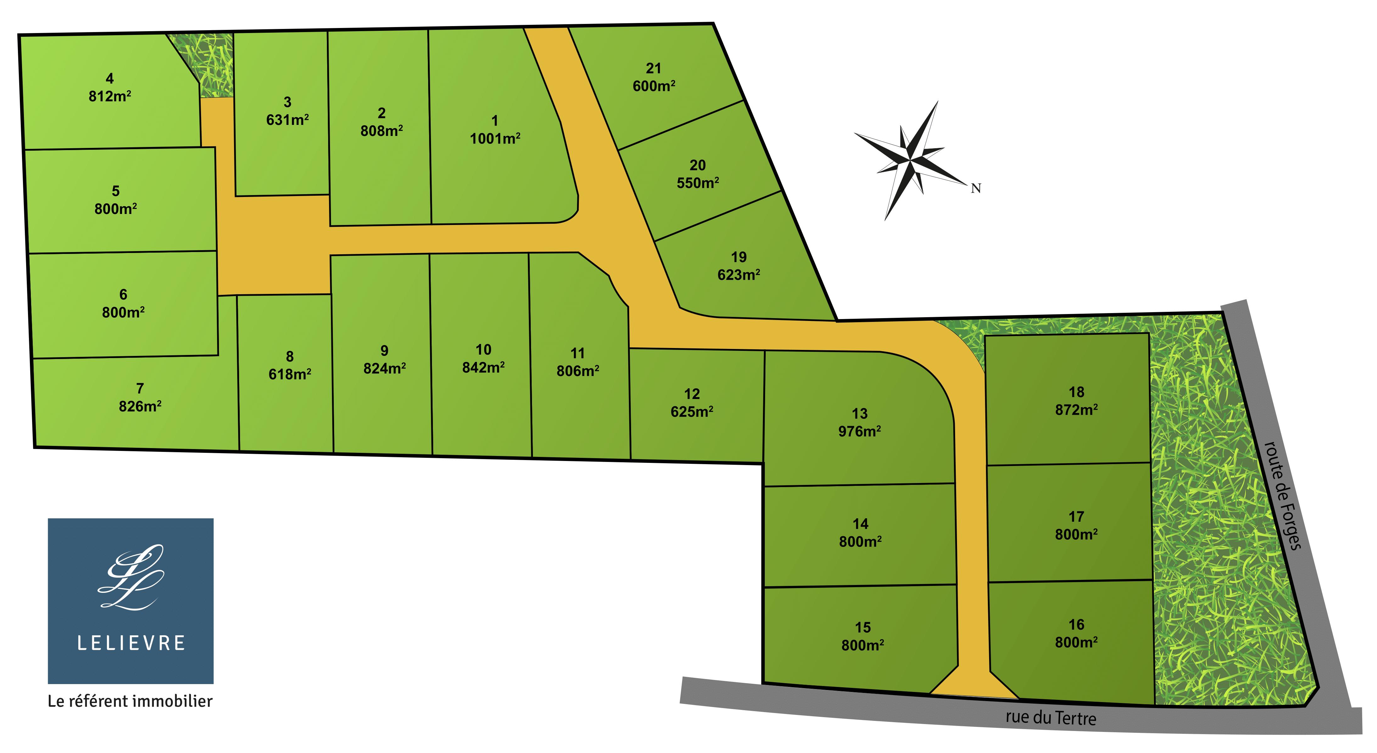 Le Domaine des Lilas
