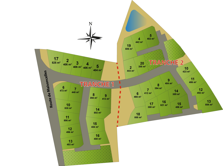 LE GRAND CHEMIN - Tranche 2