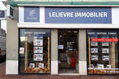 Agence immobilière Ecommoy Lelièvre