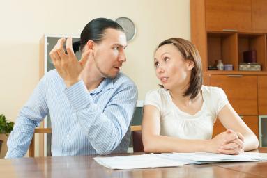 couple démarches divorce